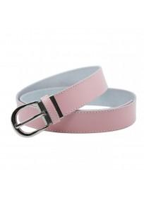 ceinture grande taille - ceinture Yves rose (2)
