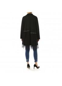 Veste grande taille - veste légère à oeillets 2W (dos)