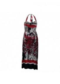 robe grande taille - maxidress ashanti lili london (dos)