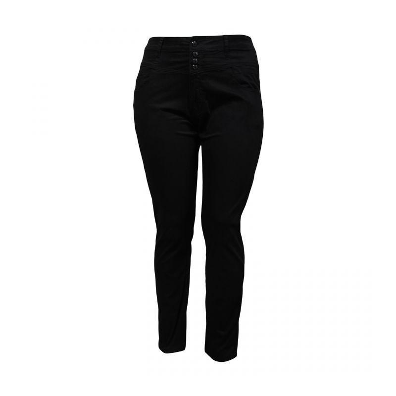 comparer les prix brillance des couleurs tout neuf Jeans noir Nana Belle taille haute